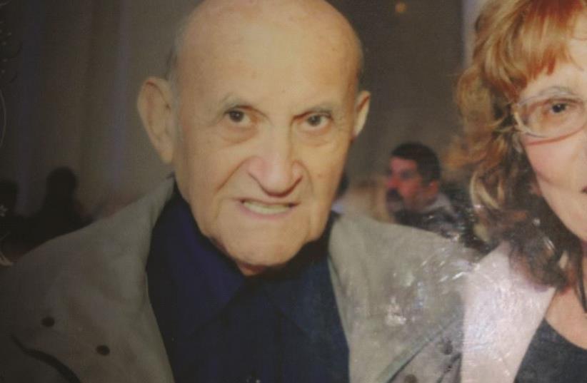David Ariel et son épouse, Heftsi (photo credit: DR)
