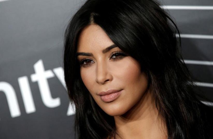 Kim Kardashian  (photo credit: REUTERS)