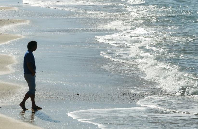 Israeli beach (photo credit: ILLUSTRATIVE: MARC ISRAEL SELLEM)