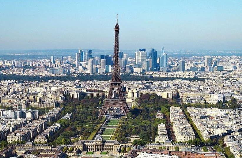 Paris, France (photo credit: WIKIMEDIA)