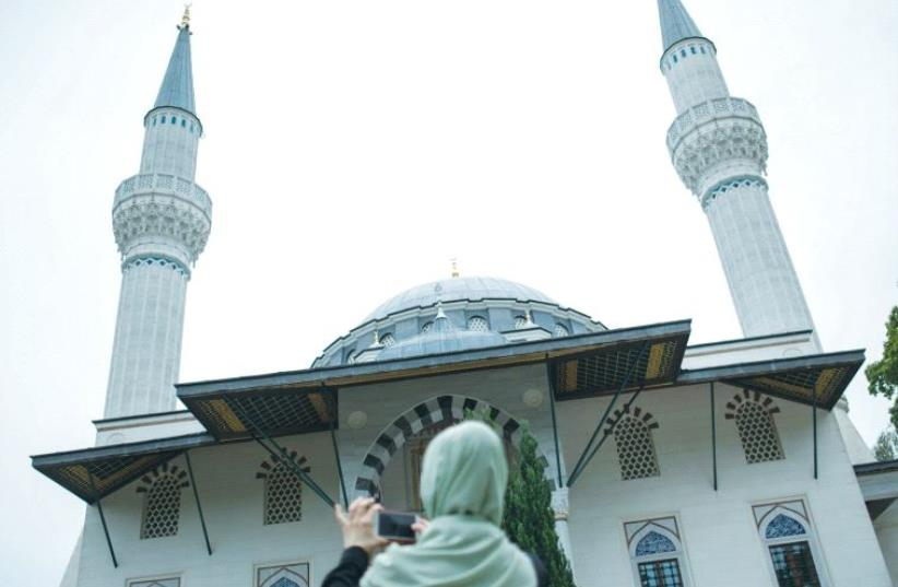 A MOSQUE in Berlin, Germany. (photo credit: REUTERS)