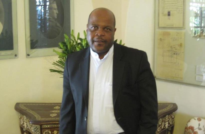 ICC official Phakiso Mochochoko (photo credit: YONAH JEREMY BOB)