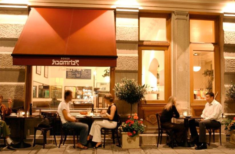 Schmock Munich restaurant (photo credit: WWW.SCHMOCK-MUENCHEN.DE)