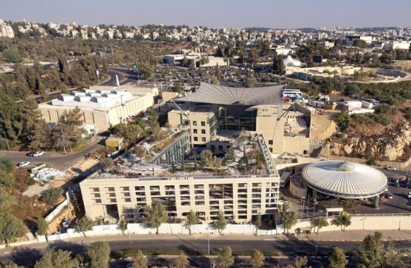 National Campus for the Archeology of Israel (photo credit: ARDON BAR-HAMA)