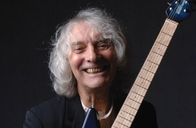 BRITISH MUSICIAN Albert Lee is regarded by many as one of the world's finest guitar players, with a career spanning more than 50 years. (photo credit: Courtesy)