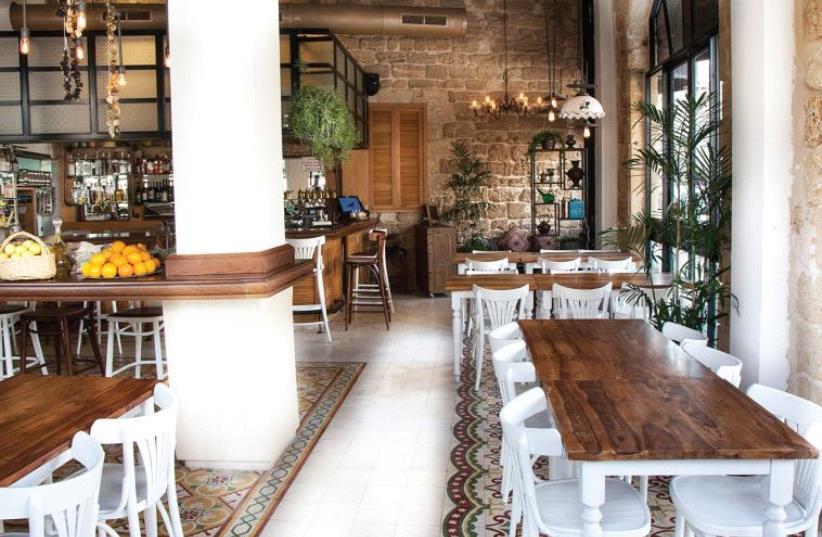 Al Ashi restaurant in Jaffa (photo credit: PR)