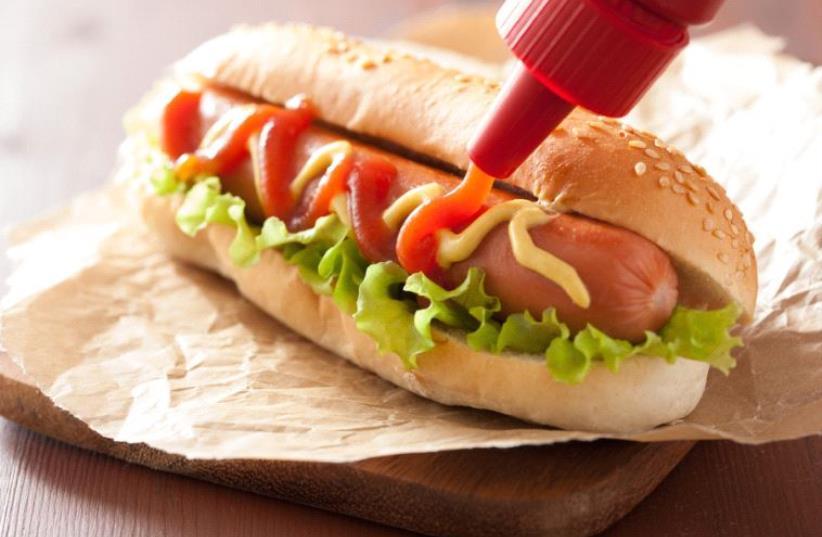 Hotdog (photo credit: ING IMAGE/ASAP)