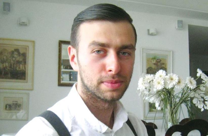 Oleg Zolotnitskiy (photo credit: GLORIA DEUTSCH)