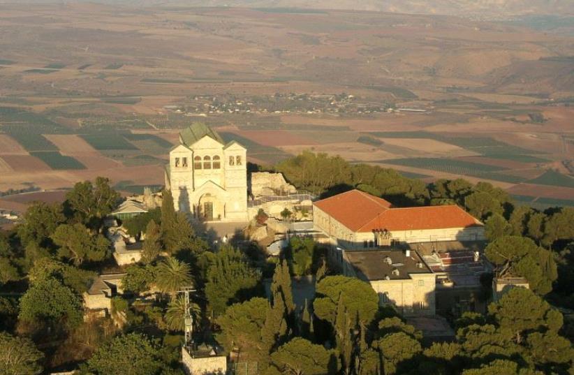 Church of the Transfiguration. (photo credit: Wikimedia Commons)