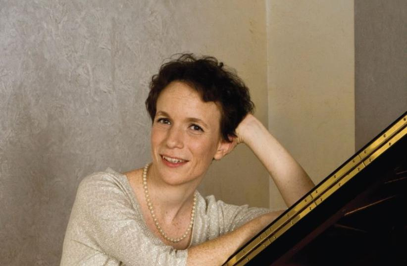THIS PIECE ['Gaspard de la nuit'] demands every technical skill you could possibly imagine... There is staccato and legato, and very fast parts and very slow parts, and everything is jumbled up together. It is really challenging, but it is a wonderful piece,' says pianist Ofra Yitzhaki (photo credit: Courtesy)