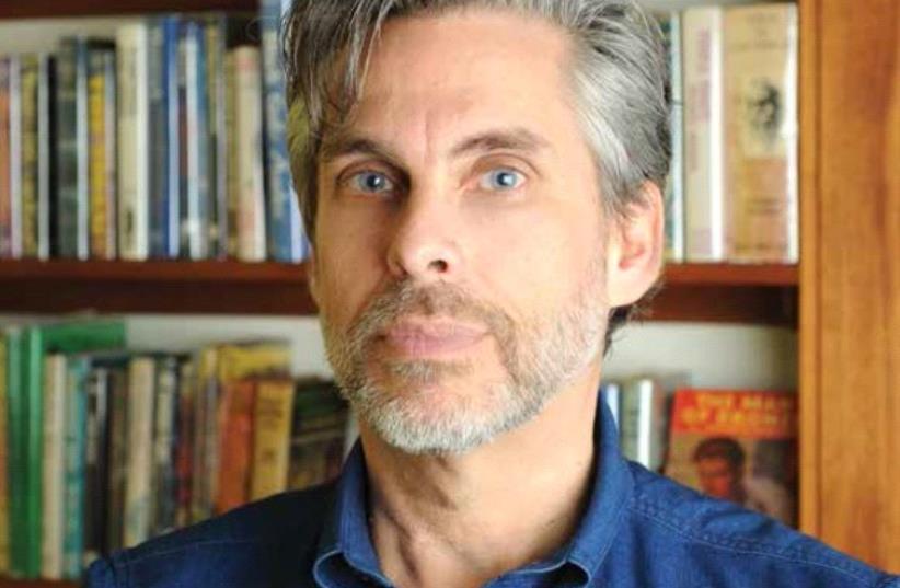 Author Michael Chabon (photo credit: BENJAMIN TICE SMITH)