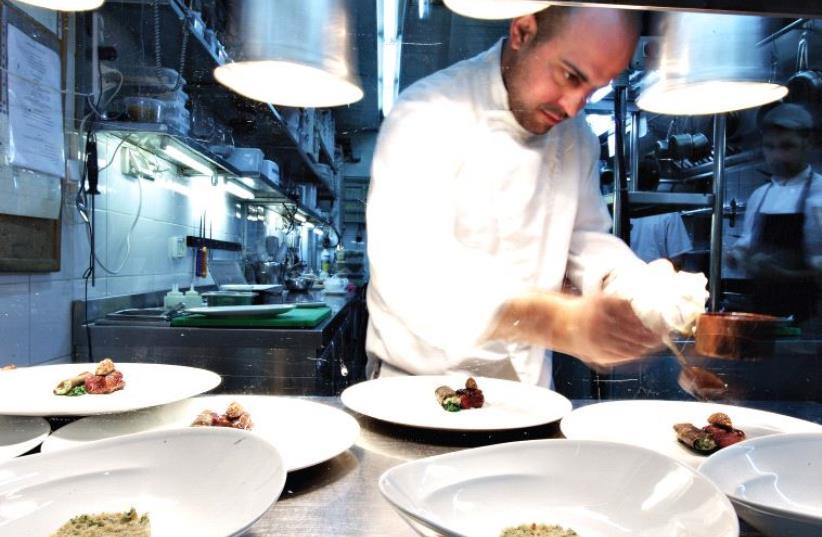 Chef Meir Adoni (photo credit: AVIV EYLON / COURTESY MEIR ADONI)
