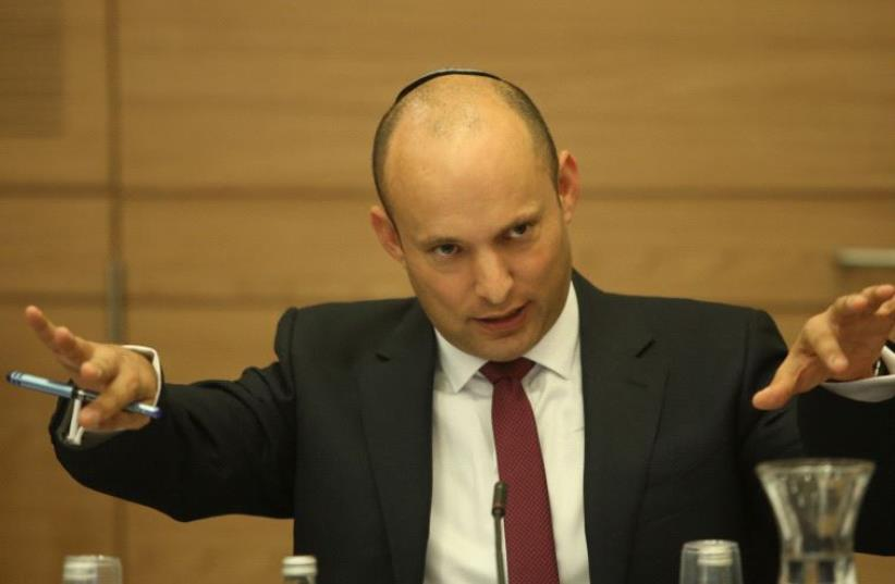 Naftali Bennett (photo credit: MARC ISRAEL SELLEM)