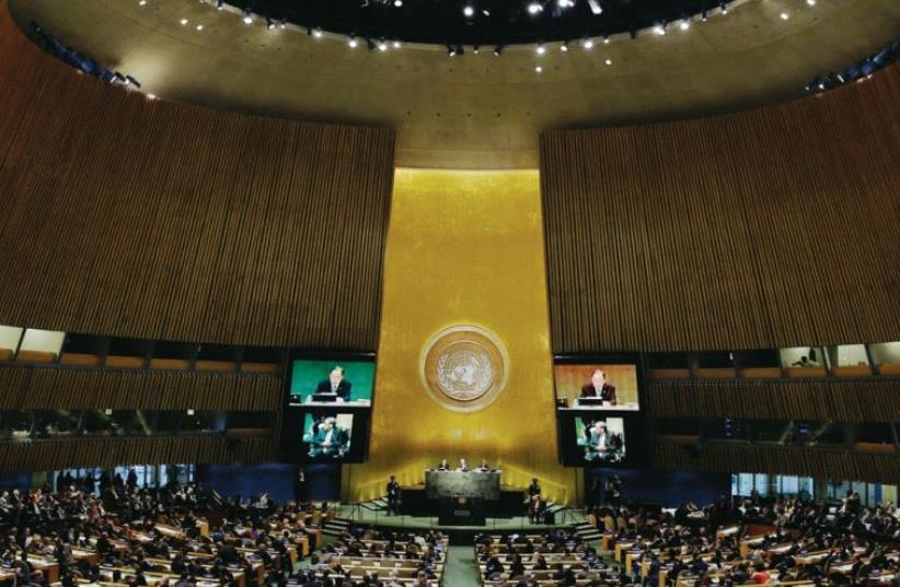 UN (photo credit: REUTERS)