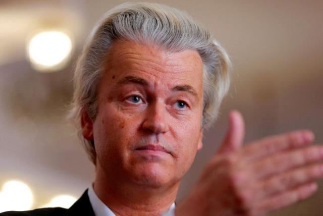 Geert Wilders (photo credit: REUTERS)