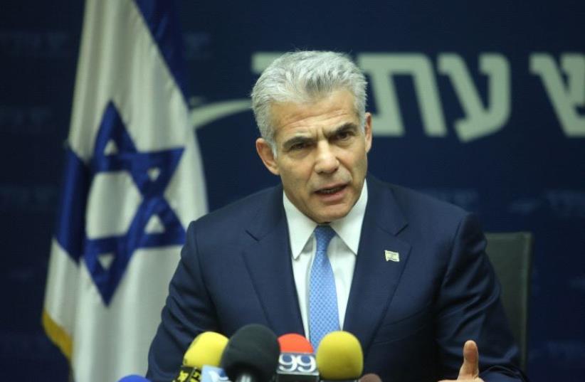 Yair Lapid (photo credit: MARC ISRAEL SELLEM)