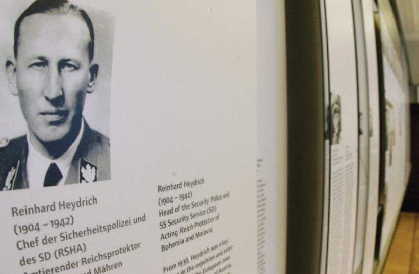 Grave of senior Nazi found opened in Berlin - Jerusalem Post