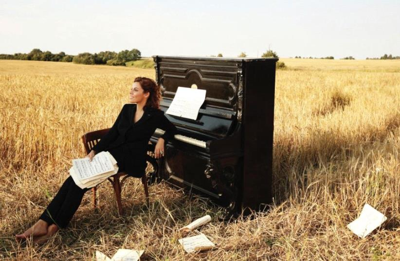 Composer Anna Drubich (photo credit: TATLER RUSSIA)