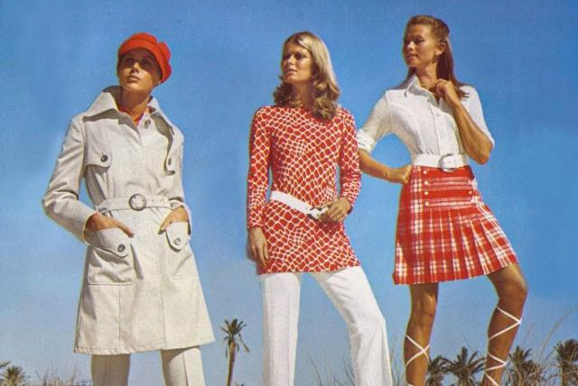 How fashion trends have changed over the years The