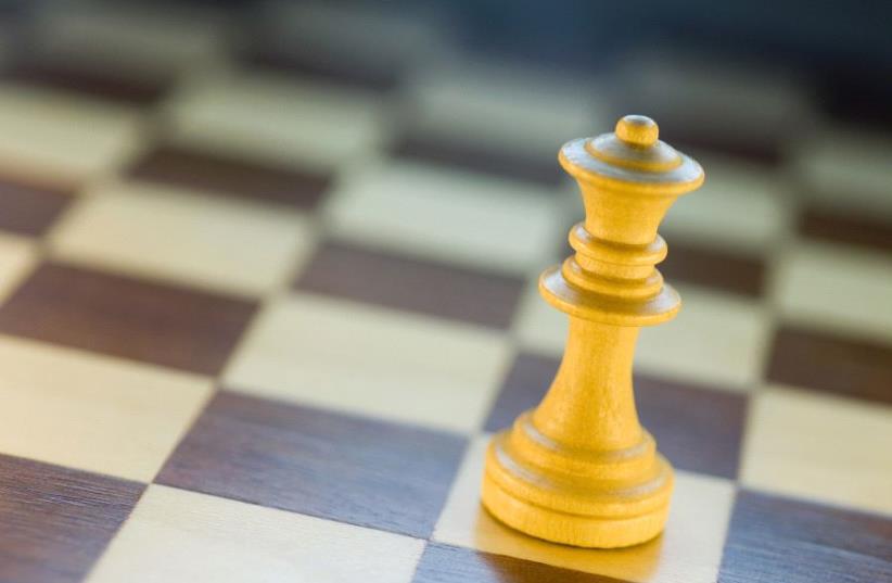 Chess (photo credit: INGIMAGE)