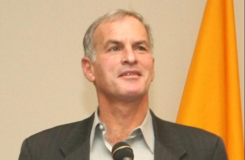 Norman Finkelstein (photo credit: MIGUEL DE ICAZA/WIKIMEDIA)