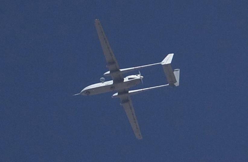 Drone (illustrative) (photo credit: REUTERS)