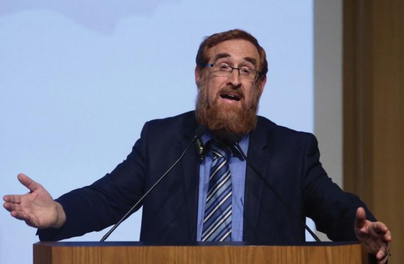 Likud MK Yehudah Glick (photo credit: MARC ISRAEL SELLEM)