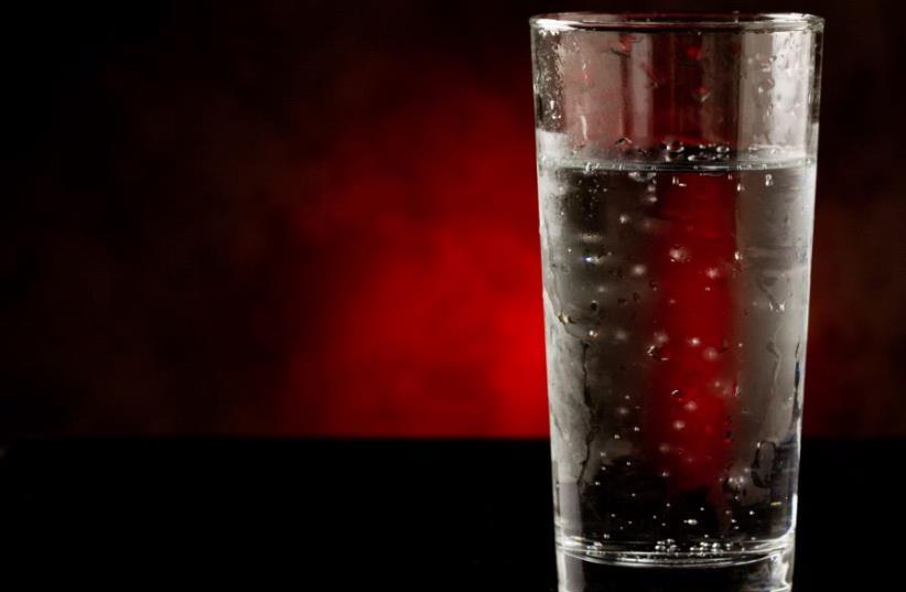 Sparkling water (photo credit: INGIMAGE)