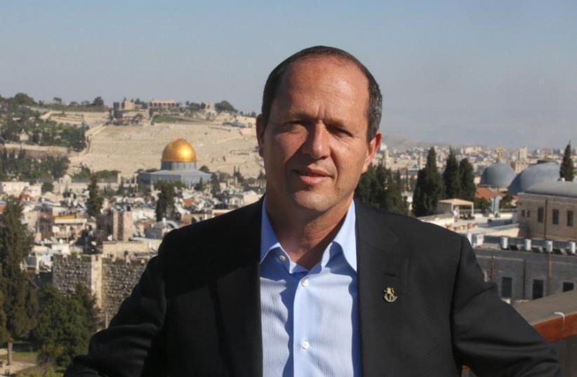 Nir Barkat (photo credit: MARC ISRAEL SELLEM)