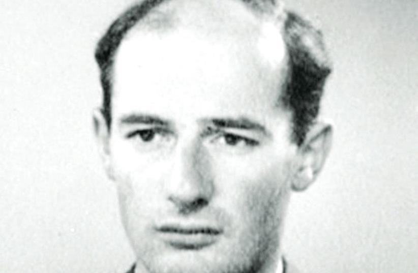Raoul Wallenberg (photo credit: WIKIMEDIA)