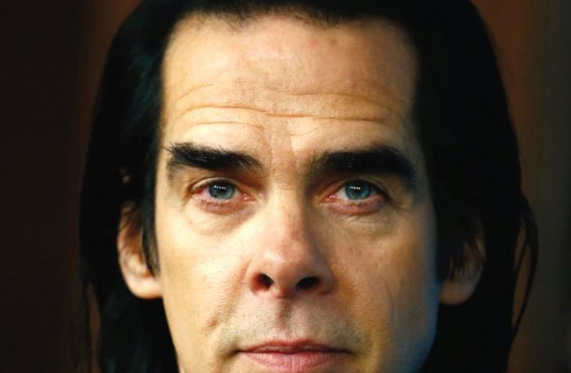 Australian singer-songwriter Nick Cave. (photo credit: REUTERS)