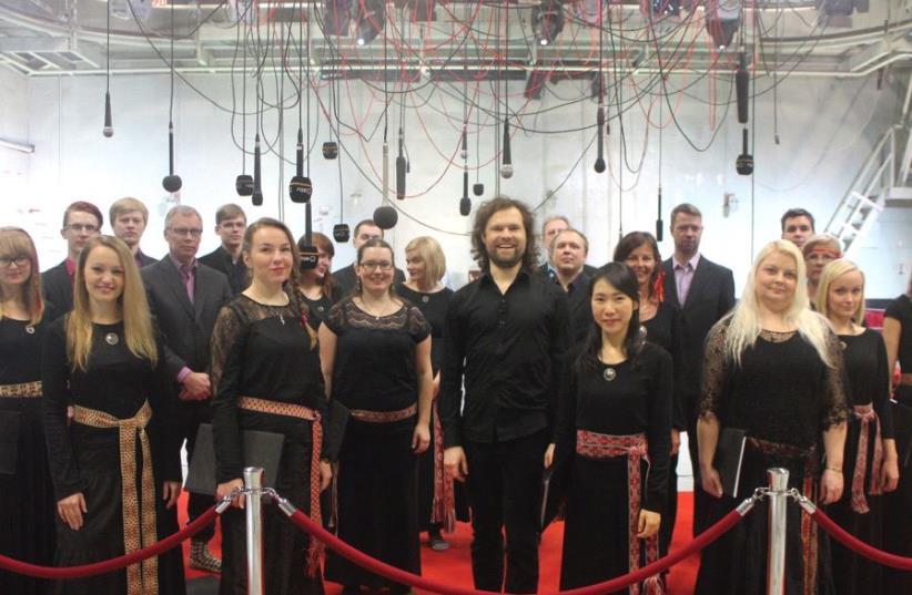 Collegium Musicale Chamber Choir of Estonia (photo credit: KRISTEL ÜKSVÄRAV)