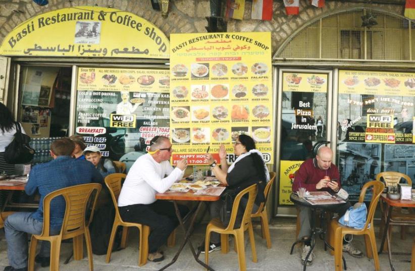 Old City of Jerusalem (photo credit: MARC ISRAEL SELLEM)