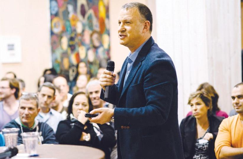 MK EREL MARGALIT refuses to see the situation pessimistically and believes that the Right is not destined to remain in power for much longer (photo credit: ZEEVI COMMUNICATIONS)