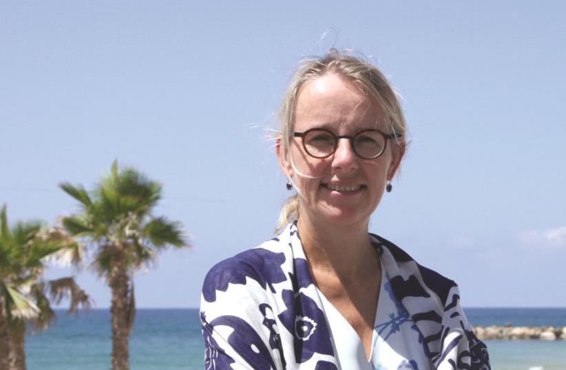 Hélène Le Gal, nouvel ambassadeur de France en Israël (photo credit: MARINE CROUZET/AMBASSADE DE FRANCE EN ISRAEL)