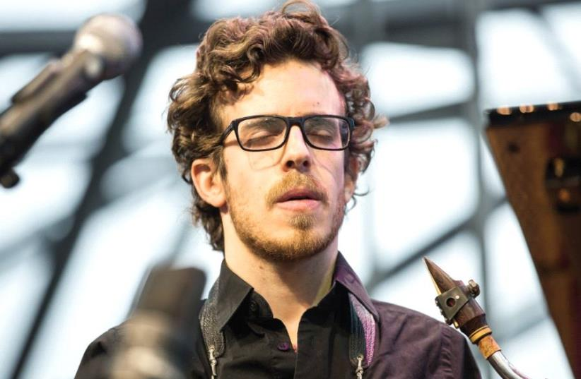 NEW YORK-based Israeli saxophonist Oded Tzur (photo credit: STEFAN HEIGL)