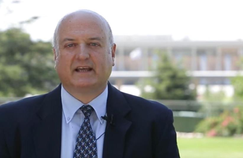 David Govrin, Israel's new Ambassador to Egypt (photo credit: ISRAEL'S FOREIGN AFFAIRS MINISTRY)