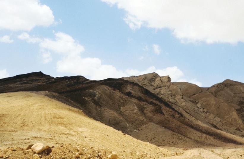 The Negev desert (photo credit: Mark Neiman/GPO)