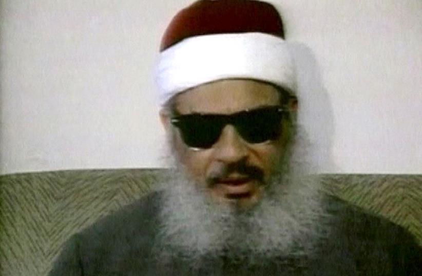 Omar Abdel-Rahman (photo credit: REUTERS)