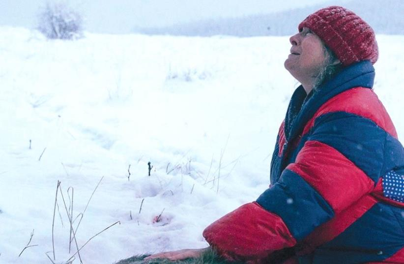 AGNIESZKA MANDAT stars in Agnieszka Holland's 'Spoor' (photo credit: ROBERT PAEKA)