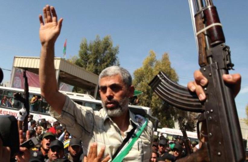 Hamas presents 'roadmap' for prisoner swap with Israel