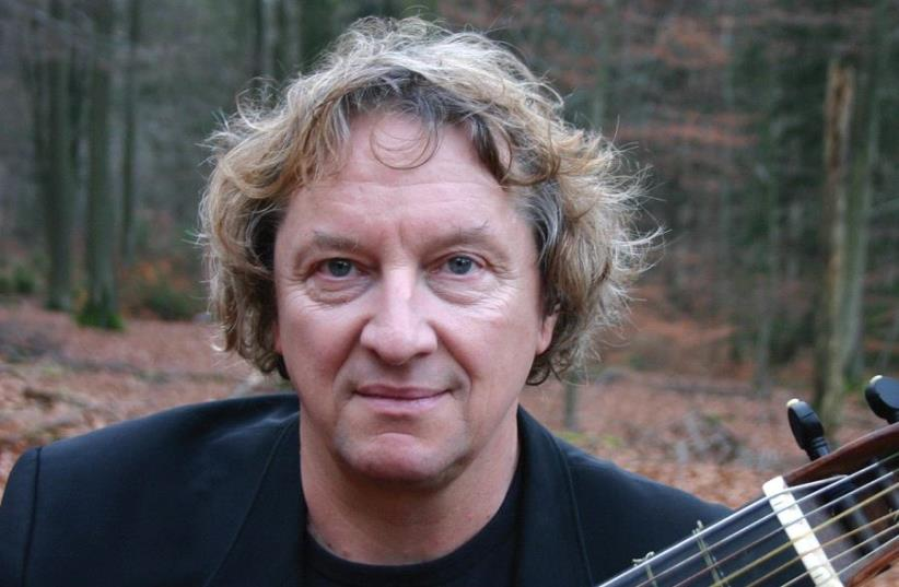 Philippe Pierlot (photo credit: COURTESY OF THE JERUSALEM BAROQUE ORCHESTRA)