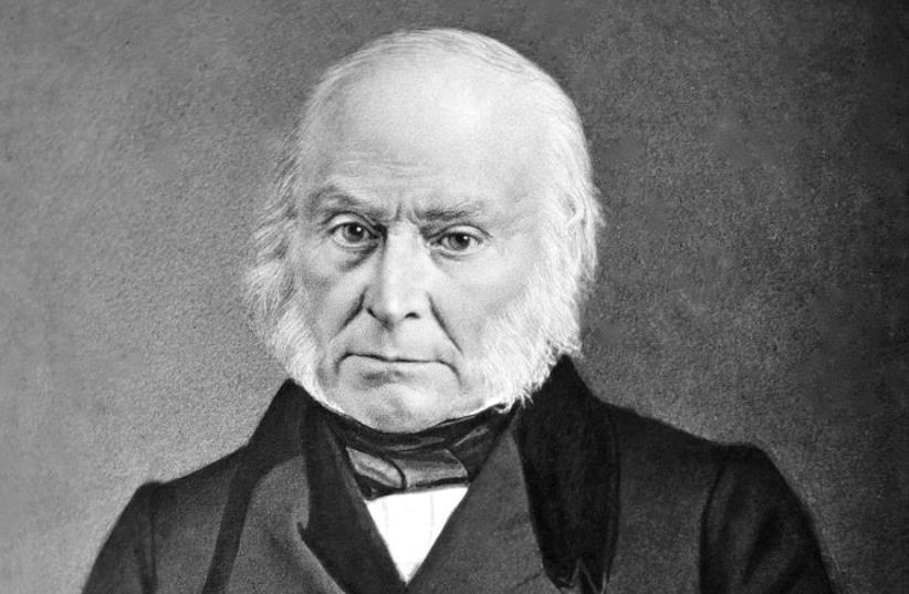 John Quincy Adams (photo credit: Wikimedia Commons)