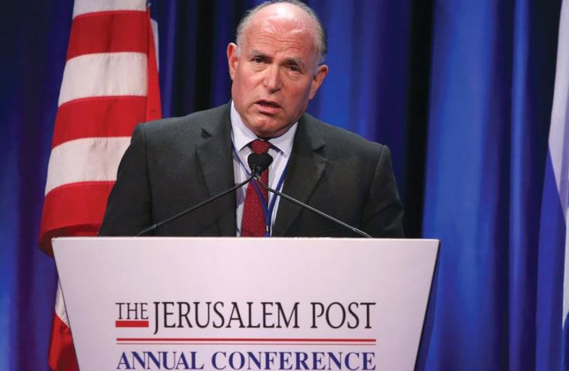 FORMER NATIONAL SECURITY COUNCIL chief Uzi Arad. (photo credit: MARC ISRAEL SELLEM/THE JERUSALEM POST)