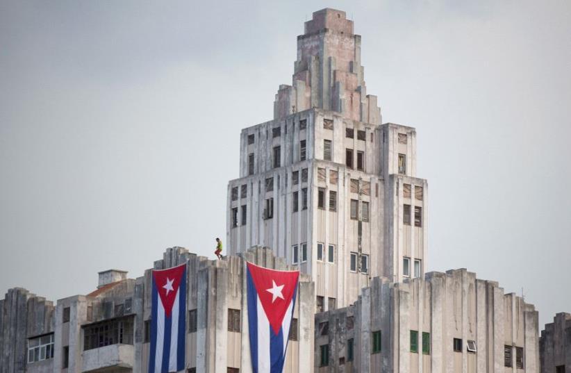 Havana, Cuba (photo credit: REUTERS)