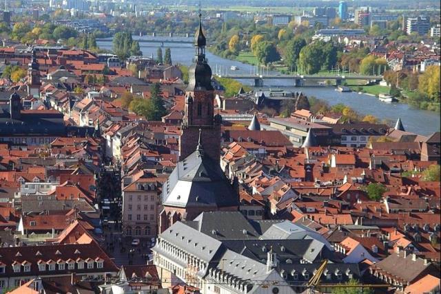 Heidelberg (photo credit: GERMAN WIKIPEDIA)