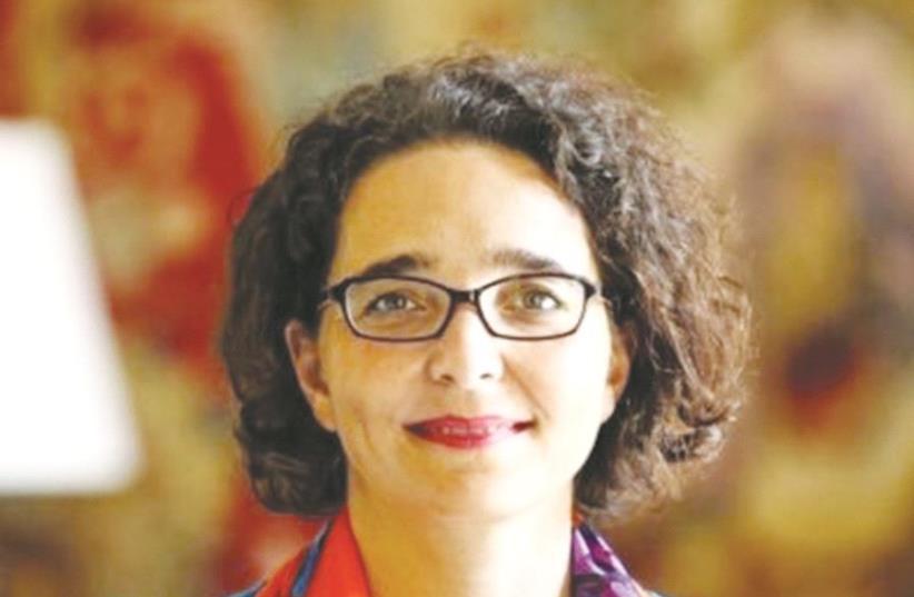 Muriel Domenach, spécialisée dans la lutte contre la radicalisation (photo credit: DR)