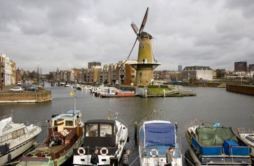 Rotterdam (photo credit: REUTERS)