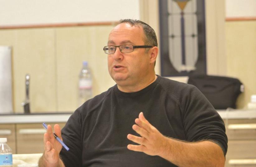 Bernard Zanzouri, le fondateur de ADO (photo credit: DR)