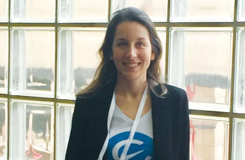 Gal Aharon (photo credit: MAAYAN JAFFE-HOFFMAN)